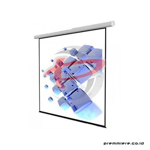 "Screen Projector Manual Wall Screen 60"" [MWSSV1515L]"